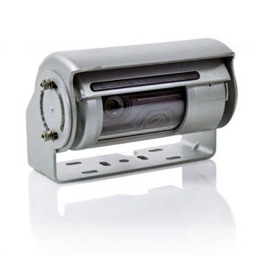 Caratec Safety CS100TSLA Twin-Shutter-Kamera mit Cinch-Adaptern mit 20 m Anschlussleitung
