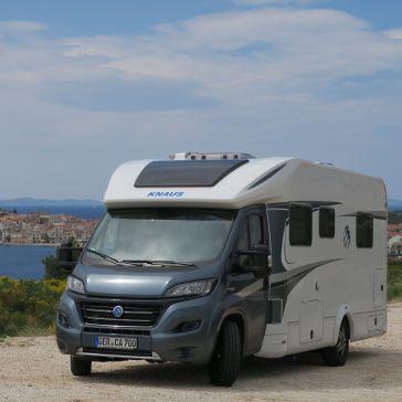 Optimierung und Erweiterung der ab Werk eingebauten Alarmanlage bei Knaus und Carthago Wohnmobilen