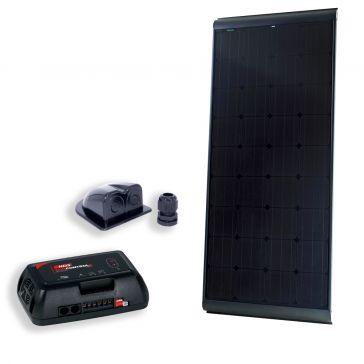 NDS KPB180-350 BlackSolar Solarpanel-Set mit PERC-Zellen