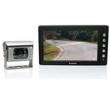 "Caratec Safety CRV7005 Rückfahrvideo-Set mit 7"" Monitor (17,8 cm)"