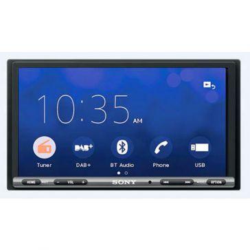 """Sony XAV-AX3005DB 2-DIN Moniceiver 6,95"""" (17,6cm) DAB"""
