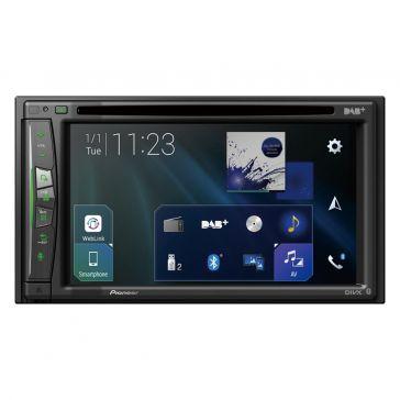 "Pioneer AVIC-Z720DAB-C 2-DIN Navigation mit  6,2"" (15,75 cm) Touchpanel"
