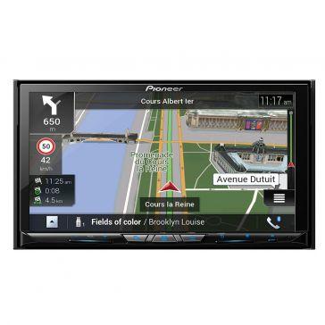 """Pioneer AVIC-Z830DAB-C-M5 2-DIN Navigation mit 7"""" (17,8 cm) Touchpanel, 5 Jahren Kartenupdate inklusive"""