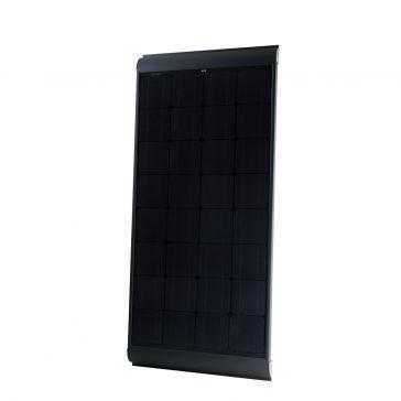 NDS BS160WP Solarpanel-Set schwarz