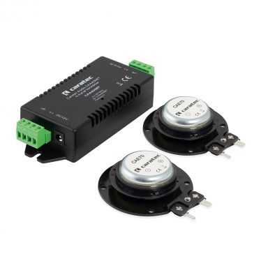 Caratec Audio CAS101BT Bluetooth Verstärker-Set