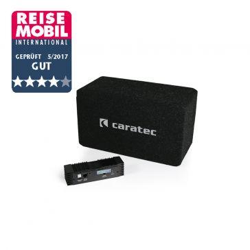 Caratec Audio CAS200D Soundsystem für Fiat Ducato, Citroën Jumper und Peugeot Boxer ab 2007