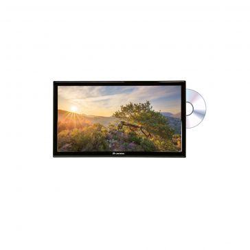 """Caratec Vision CAV190P-D 47cm (19"""") Weitwinkel TV mit DVB-T2 HD, DVB-S2 und DVD-Player"""