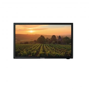 "Caratec Vision CAV220B 55cm (22"") Weitwinkel TV mit DVB-T2 HD und DVB-S2"