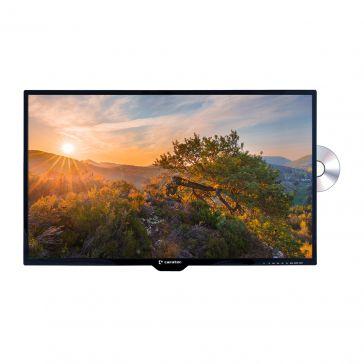 """Caratec Vision CAV320P-D 80cm (32"""") Weitwinkel TV mit DVB-T2 HD, DVB-S2 und DVD-Player"""