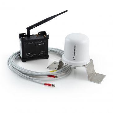 Caratec Electronics CET300R Caravaning-Routerset - Router und Antenne für Wohnmobil und Caravan