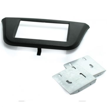 Caratec Install Doppel-DIN-Einbausatz für Iveco Daily ab 2015