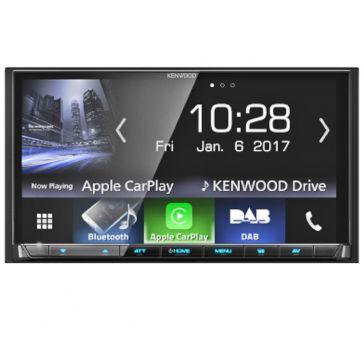 "Kenwood DMX7017DABS DVD Moniceiver 7"" (17,7 cm) BT + DAB+"
