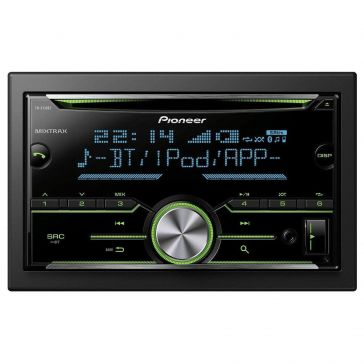 Pioneer FH-X730BT CD-Tuner