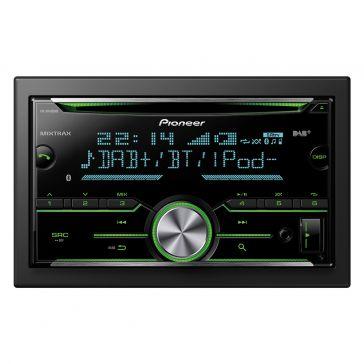 Pioneer FH-X840DAB CD-Radio