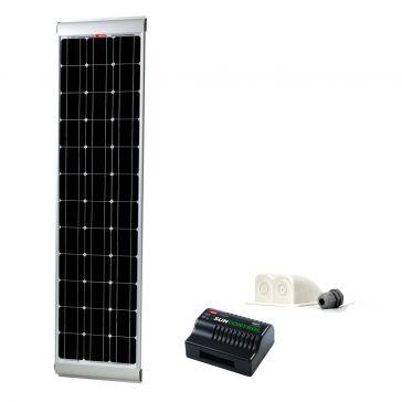NDS KP100SSCM Solarpanel-Set Slim