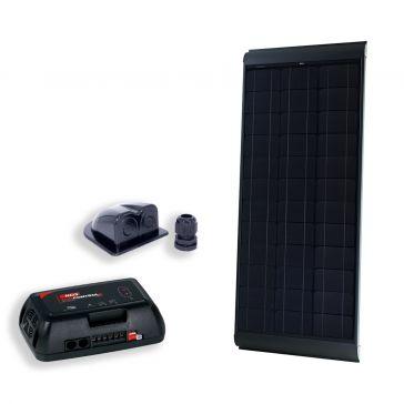 NDS KPB115-320 Solarpanel-Set schwarz