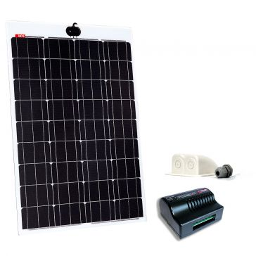 NDS KPL105WP Solarpanel-Set