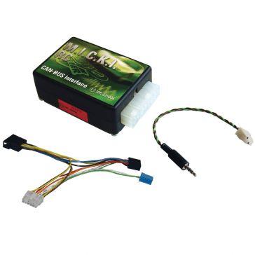 Caratec Connect CAN Interface für Sprinter mit Radiovorbereitung (ISO-Stecker)