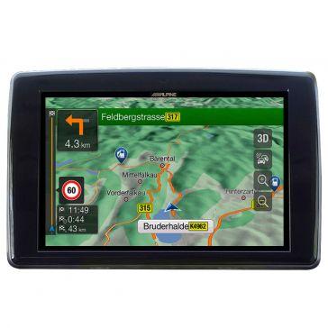"""Alpine X902D-DU Ducato Caravan-Navigation mit 9"""" (23 cm) Touchscreen"""