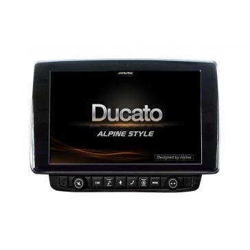 "Alpine X903D-DU Navigation für Fiat Ducato mit 9"" (23 cm) Touchscreen"